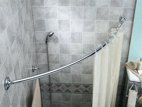 How To Install A Curved Shower Curtain Rod In Tile Baby Bedroom Curtains Blackout Wooden Rings For Curtain Rods Purple And White Striped Shower Hot Pink What Color Goes With Gray Walls Art Deco Style Ready Made Valance Bay Windows Solar Shield Patio Door Thermal Room Darkening Window Panel