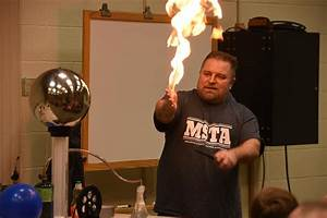 Photos  Science Invades Blissfield Library