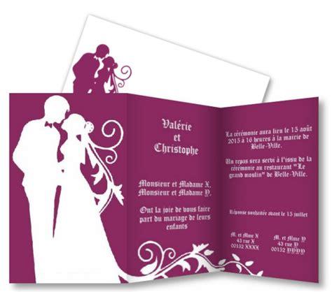 faire part mariage original gratuit à imprimer faire part de mariage gratuit 224 imprimer a imprimer