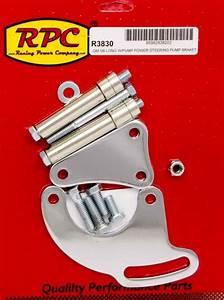 Rpcs3830 Saginaw Power Steering Bracket Small Block Chevy