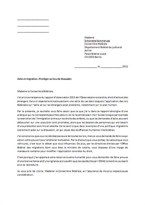 modèle lettre envoi document modele lettre envoi document manquant