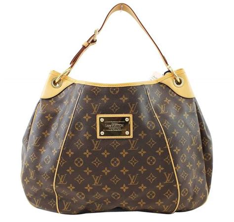 authentic louis vuitton monogram galliera gm shoulder shoulder handbag