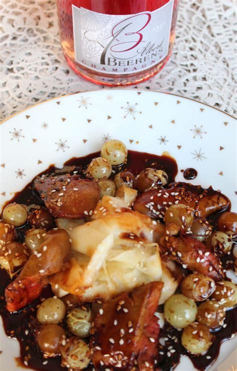 cuisiner foie de lotte foie de lotte teriyaki aux raisins de moissac chagne