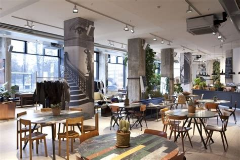 The Store Concept Store, Berlin Germany Home Decor Fashion