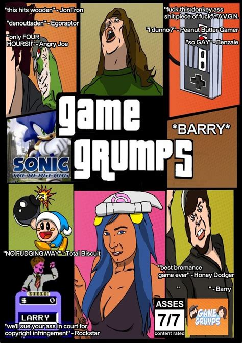 Game Grumps Meme - image 543782 game grumps know your meme