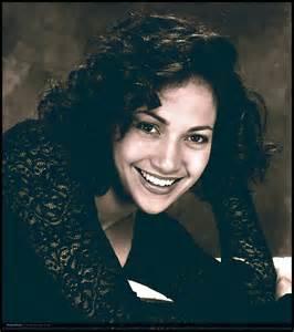 Young Jennifer Lopez 1990