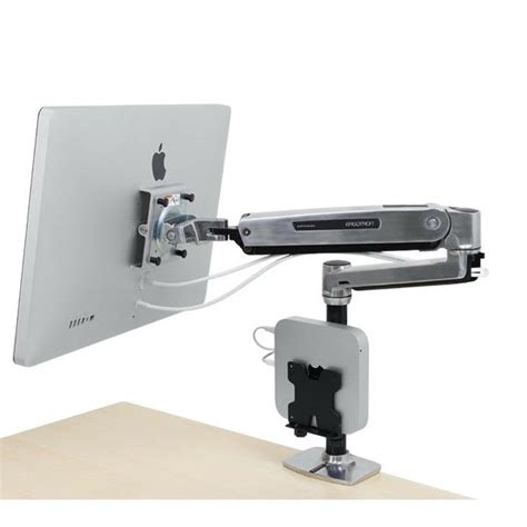 ergotron lx hd sit stand desk mount lcd arm sit stand desk monitor arm ergotron 45 384 026