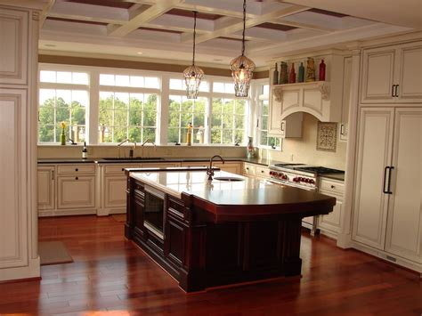 Talon Construction Kitchen Remodel In Potomac, Md. How