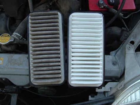 can a bad air filter cause check engine light automobile maintenance for the desert no arizona