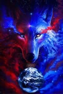 kinda  wolf element wallpaper wolf artwork