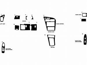 1996 Toyota Celica Dash Kits