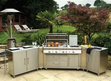 cuisine exterieure moderne 18 idées d 39 aménagement pour cuisine extérieure moderne
