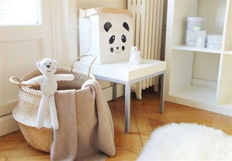 cocktail scandinave chambre bébé la chambre de basile la souris coquette mode maman