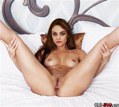 Mila Kunis Nude For Bad Moms