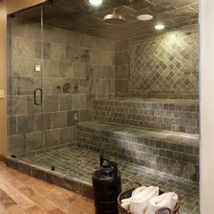 How To Build A Steam Shower by How To Make A Bathroom A Steamroom