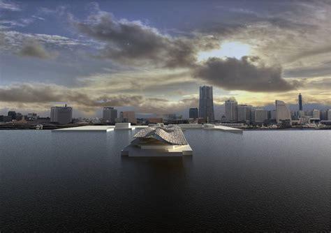 yokohama ferry terminal thinkspace competition