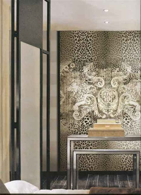 roberto cavalli home wallpaper decoration panel rc