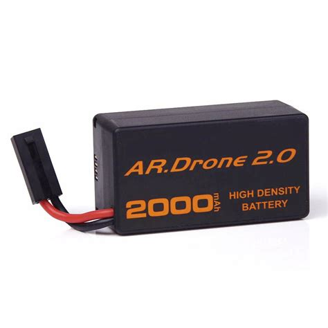 parrot ardrone  high density battery easydroneparts