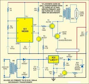 Cara Membuat Rangkaian Lampu Emergency Otomatis