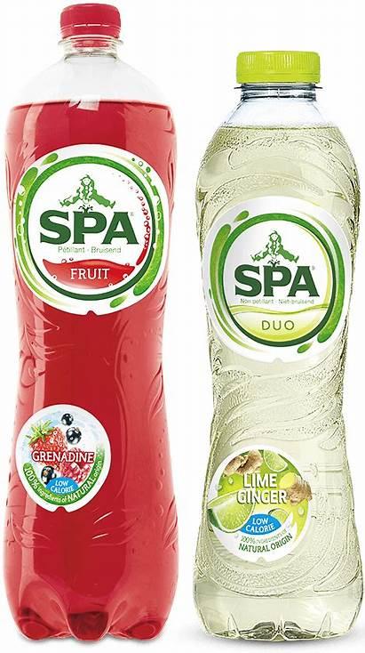 Spa Fruit Limonades Producten Duo Ontdek Waters