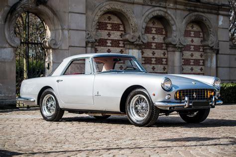1960 Ferrari 250 Gt Coupe Pinin Farina Series Ii