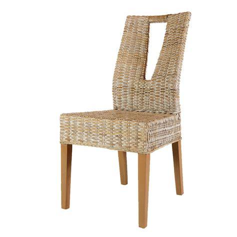 chaise en rotin but chaise en rotin de salon chaise design blanche chaise en