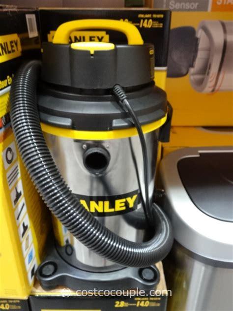 stanley stainless steel wet dry vacuum