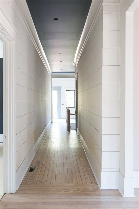 5 Inch Shiplap by Shiplap With Crown Molding For The Home In 2019