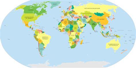 Carte Du Monde Avec Nom Des Pays Et Océans by Carte Du Monde Pays Noms Originaux La Carte Du Monde Pays