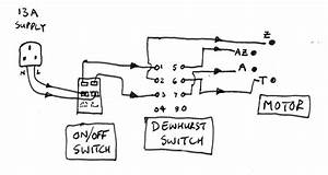 Reversing Switch Wiring Diagram