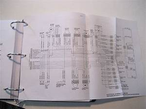 Case 580k  Phase 1  Loader Backhoe Service Manual Repair Shop Book New W  Binder