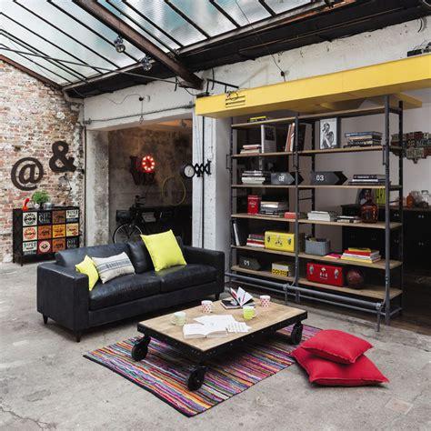 mobili e decorazioni industriali loft factory i maisons