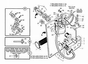 1991 Ez Go Parts Diagram