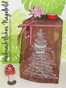 Geschenke Für Oma Basteln : weihnachtliches nagelbild handmade kultur ~ One.caynefoto.club Haus und Dekorationen