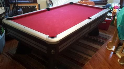 5 foot pool table used espn 7 5 ft professional billiards pool table
