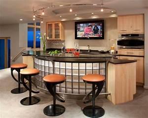 glass bar houzz With home bar furniture denver
