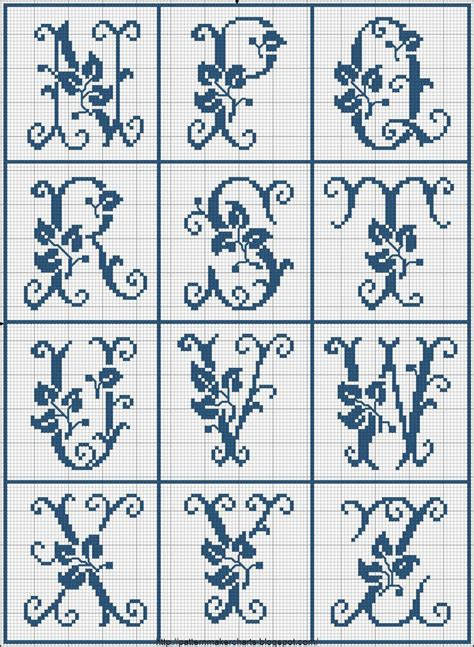 easy cross pattern maker pcstitch charts  historic  pattern books macs cross