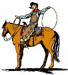 Image result for cowboy clip art