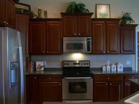 kitchen wall backsplash kitchen with 42 in upgraded cherry cabinets and high end 3445