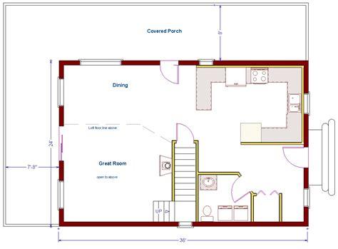 log home floor plan   square feet  loft