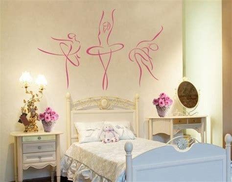 Wandtatto Kinderzimmer Mädchen by Wandtattoo Ballerina Wandtattoos Kinderzimmer F 252 R M 228 Dchen