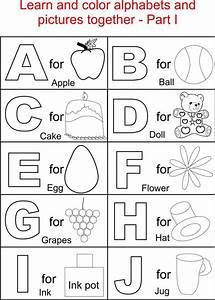 abc printables kiddo shelter alphabet and numbers With learning letters preschool