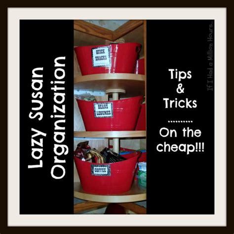 kitchen organization lazy susan kitchen cabinet organization tips tricks on 1520