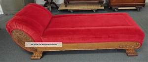 Antique fainting sofa for eastlake antique fainting couch for Vintage sectional sofa craigslist