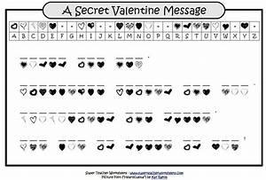 Happy Valentine's Day! Here's a Super Teacher Worksheets ...