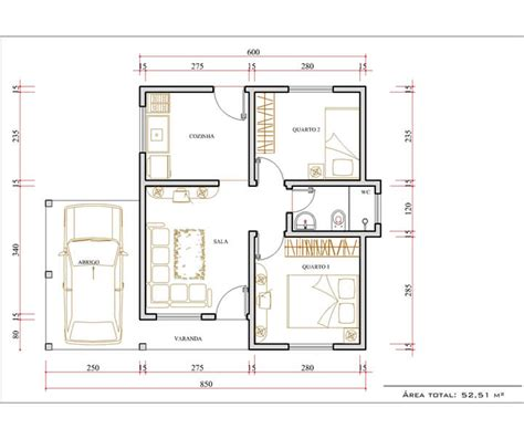 Kitchen Layout Ideas With Island - plantas de casas pequenas modernas com 2 1 ou 3 quartos