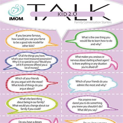 kid talk  imom