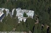 aerial photograph University of California Santa Cruz ...