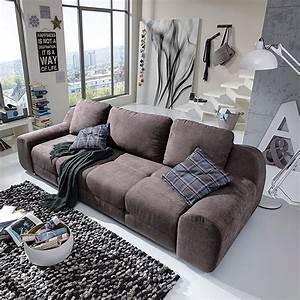 Big Sofa Türkis : cavadore big sofa benderes gro e couch mit steppung und ziernaht inkl 3 kissen chromf e 266 ~ Eleganceandgraceweddings.com Haus und Dekorationen
