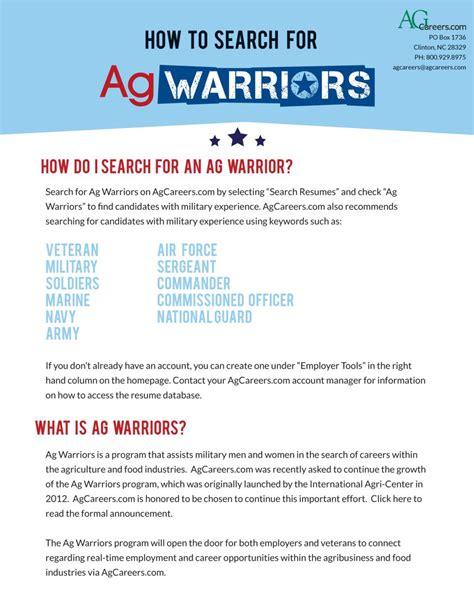 resume air veteran